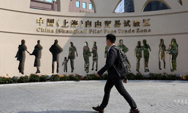 Free Trade Zone, Shanghai