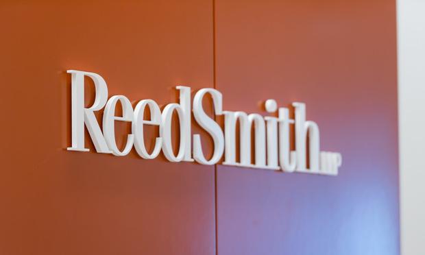 Reed Smith signage