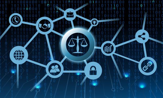 Legal Tech illustration