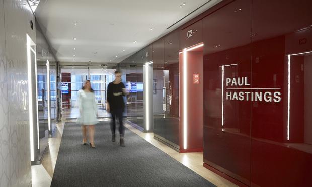 Paul Hastings office