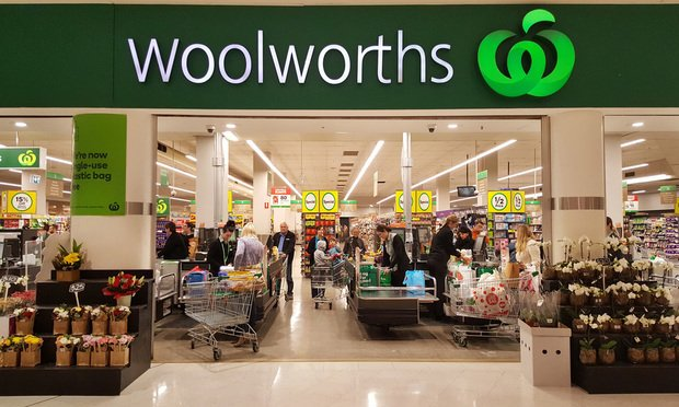 Woolworths Supermarket, Australia