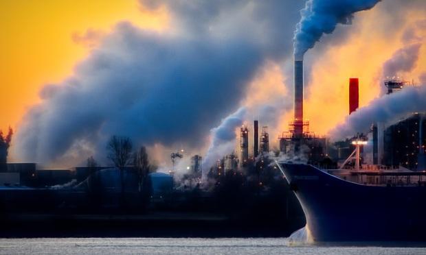 smoke stacks / climate change