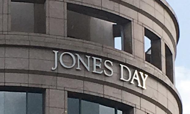 Jones Day signage