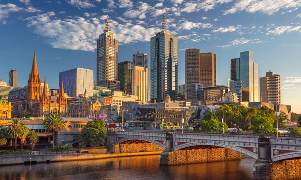 Melbourne, Australia (image: Shutterstock)
