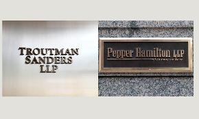 Troutman Sanders Pepper Hamilton Vote to Seal Merger Deal