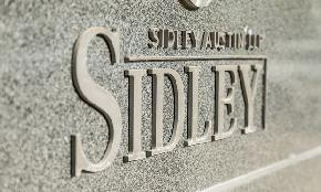 Sidley Austin Private Equity Co Head Quits Firm With Fellow Partner