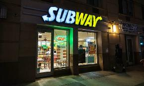 Subway Appoints New Chief Legal Officer