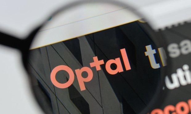 Optal website
