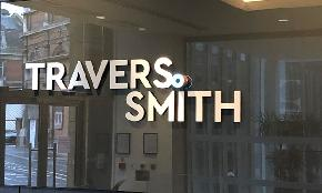 Travers Smith Elects Next Managing Partner
