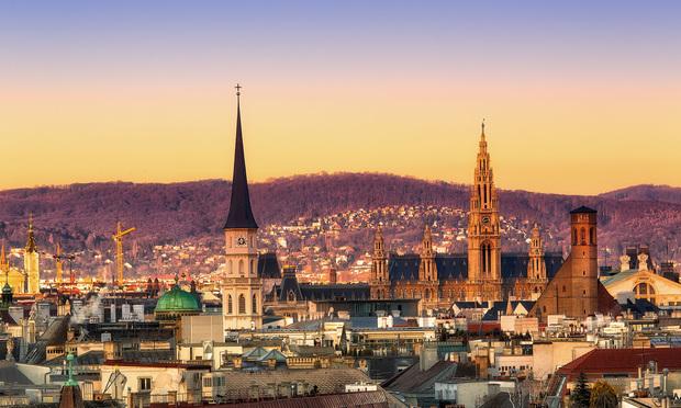 Vienna, Austrial