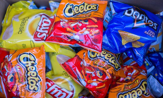 bags of chips / snack foods
