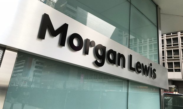 Morgan Lewis signage
