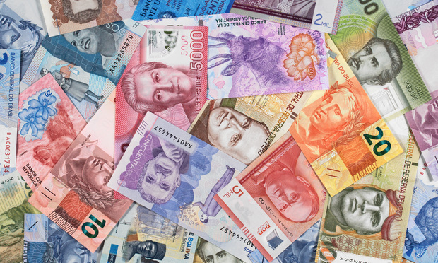 Currency from Latin America