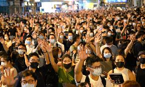 Hong Kong Reacts as Beijing Plans Implementation of New National Security Law