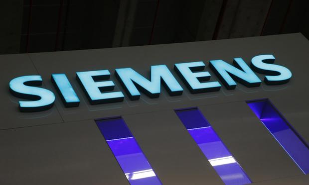 Siemens sign