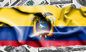 Hogan Lovells Cleary Gottlieb Advise on Consents to Amend 19 Billion in Ecuador Debt