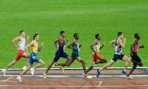 World Athletics Appoints UK Firm as First Legal Partner