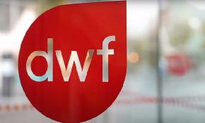 DWF Australia Corporate Head Leaves for Local Firm