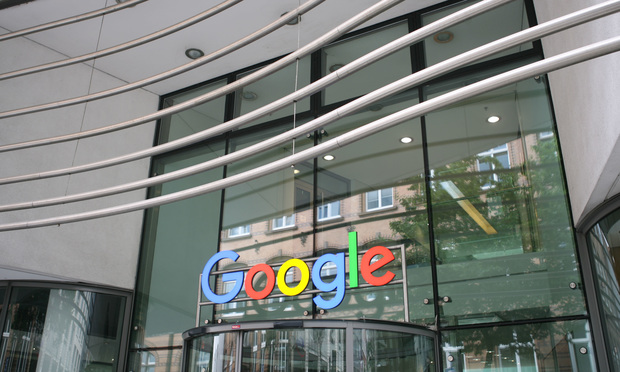 Google's offices in Hamburg, Germany