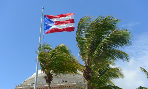 Flag of the Commonwealth of Puerto Rico