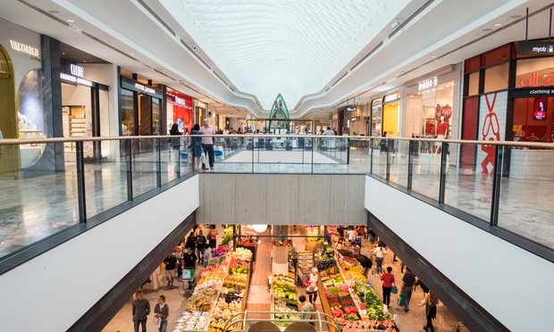 A shopping center managed by Vicinity Centres.