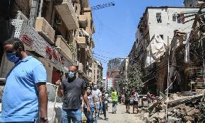 Beirut Blast Evokes Images of Lebanon's Bloody History