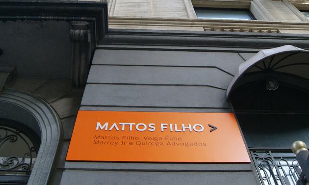 Brazilian firm Mattos Filho, Veiga Filho, Marrey Jr. e Quiroga Advogados
