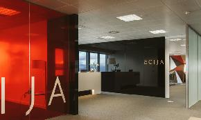 ECIJA Adds Two Partners in Madrid Furthering Growth Spurt