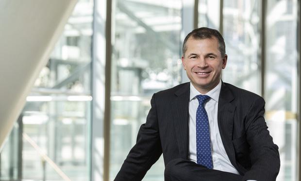 Paul Jenkins, global managing partner of Ashurst