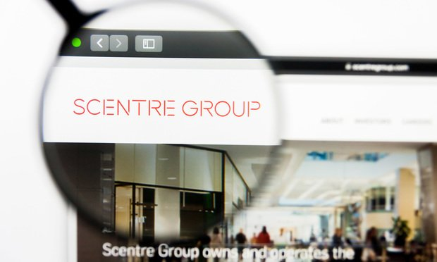 Scentre Group Website