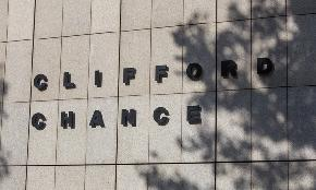 Clifford Chance ALSP Leader Moves On After 2 1 2 Years