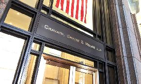 Cravath Matches Special Bonuses as Other Firms Join the Fray