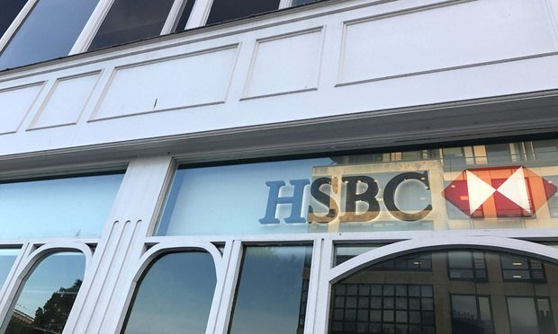 HSBC to pay $100m in currency rigging settlement