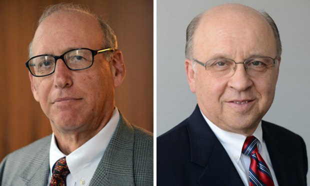 Richard Raysman and Peter Brown