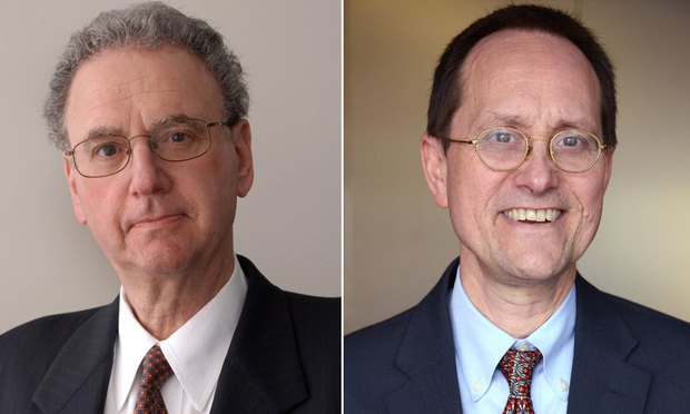 Robert J. Bernstein and Robert W. Clarida