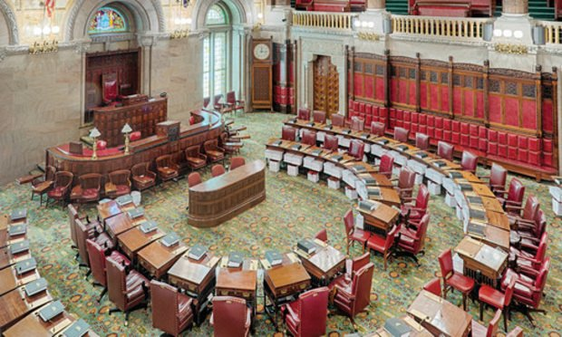 New York Legislature.