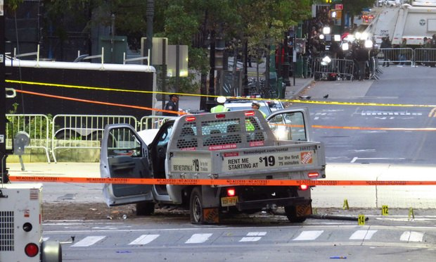 Bike path terror suspect pleads not guilty in federal court