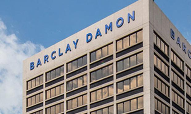 Barclay Damon sign