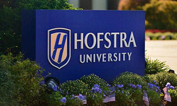 Hofstra University.