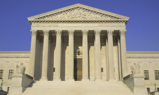 U.S. Supreme Court in Washington, D.C.