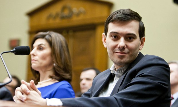 Feds want to seize Martin Shkreli's Wu-Tang album
