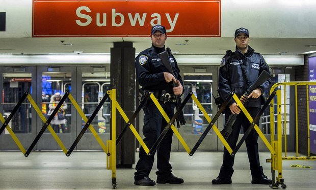 DEVELOPING STORY: Explosion Reported at Port Authority