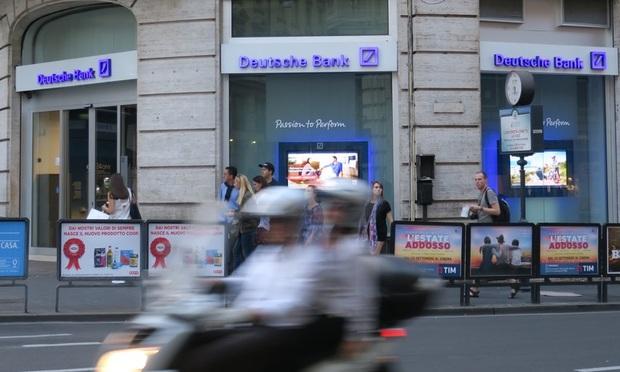 Deutsche Bank Credit Michael A Scarcella Alm New York