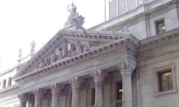 Appellate Division Courthouse of New York State in Manhattan