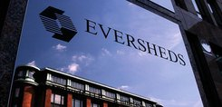 Eversheds signage