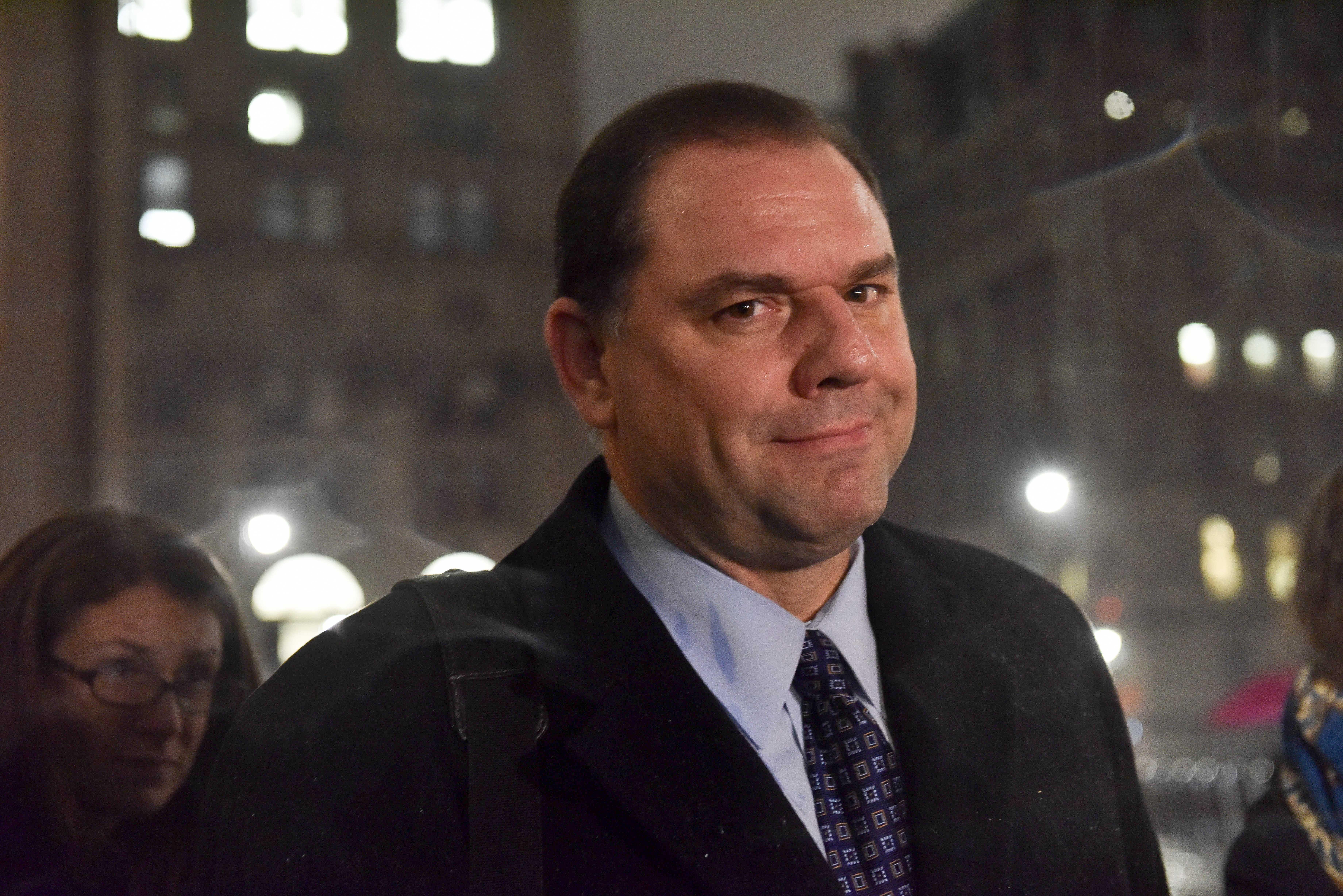 Joseph Percoco, a former aide to Gov. Andrew Cuomo.