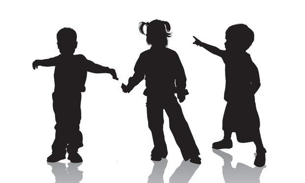 children_silhouette