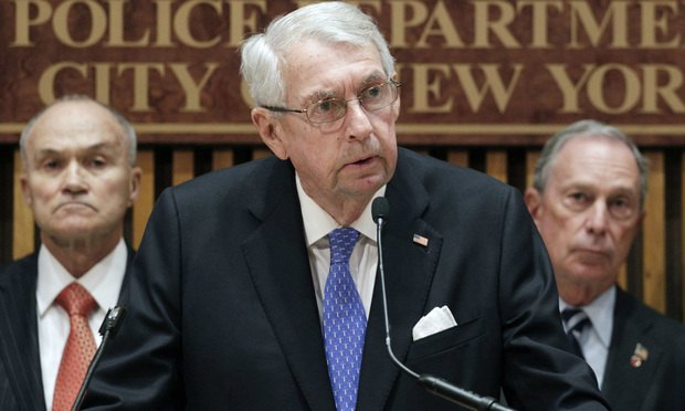 """Charles """"Joe"""" Hynes was the district attorney of Kings County, New York. Photo Credit: AP"""