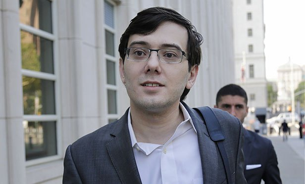 'Pharma Bro' Shkreli deserves at least 15 years in prison, prosecutors say