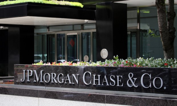 JPMorgan sued over 'sky-high' fees, rates